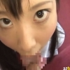 制服美少女が先生とロッカールームでえっちなフェラチオ授業【舌上射精】