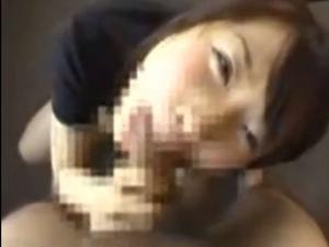 【個人撮影】巨乳素人にホテルでたっぷりしゃぶってもらう【口内射精】