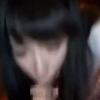 タレ目のエロイ雰囲気をまとった美少女がねっとりじゅっぽりフェラ【口内射精】