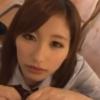 【愛須心亜】男たちのちんぽからザーメンをお口でしゃぶりこいてくJK【連続ごっくん】