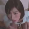【成宮ルリ】純白の下着姿の美少女と手つなぎフェラでゆっくりじっくり手とお口でマッサージされちゃう【口内射精】