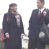 彼氏とラブラブ純情眼鏡JKが実は学校で先生にお口をオナホールにされちゃってる【口内射精】