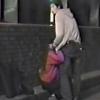 【盗撮モノ】素人カップルが人の来ない路上で周りを気にしながらもフェラチオ口内射精