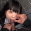 【南梨央奈】ロリ制服美少女のお口に欲望のおもむくままに腰を振ってザーメン吐き出す【イラマチオ】