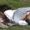 スク水美少女がノーハンドフェラチオでじゅぽじゅぽ粘つく精子を口内射精されちゃうw