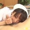【葉山潤子】ナースさんの献身的介護で溜まったザー汁もお口で搾り取っちゃう♡