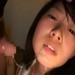 【個人撮影】援交JKの喉奥フェラチオでちんぽがヨダレまみれのヌルヌルに♡