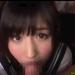 【桜空もも】ぬちゅぬちゅ音をさせながら亀頭を舐め回す制服ピンサロ嬢【】