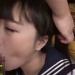電マオナニー中のJK妹のお口にち○ぽを突っ込んで、ツインテールを掴んで腰振りフェラチオで同時にイッちゃうw
